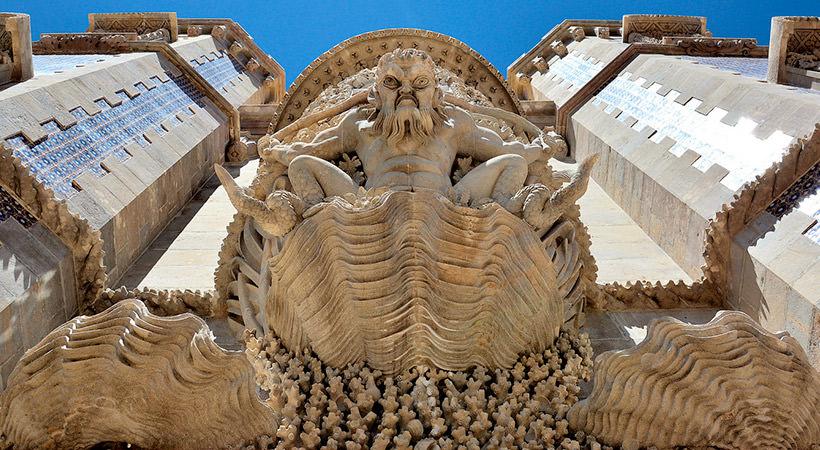 фото мифического тритона