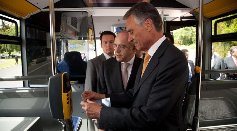 валидация билета в автобусе