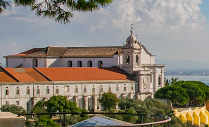 Церковь и монастырь Граса