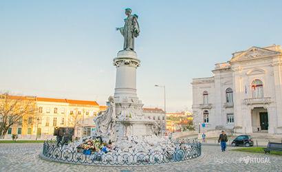 Монумент доктору Соуза Мартинш
