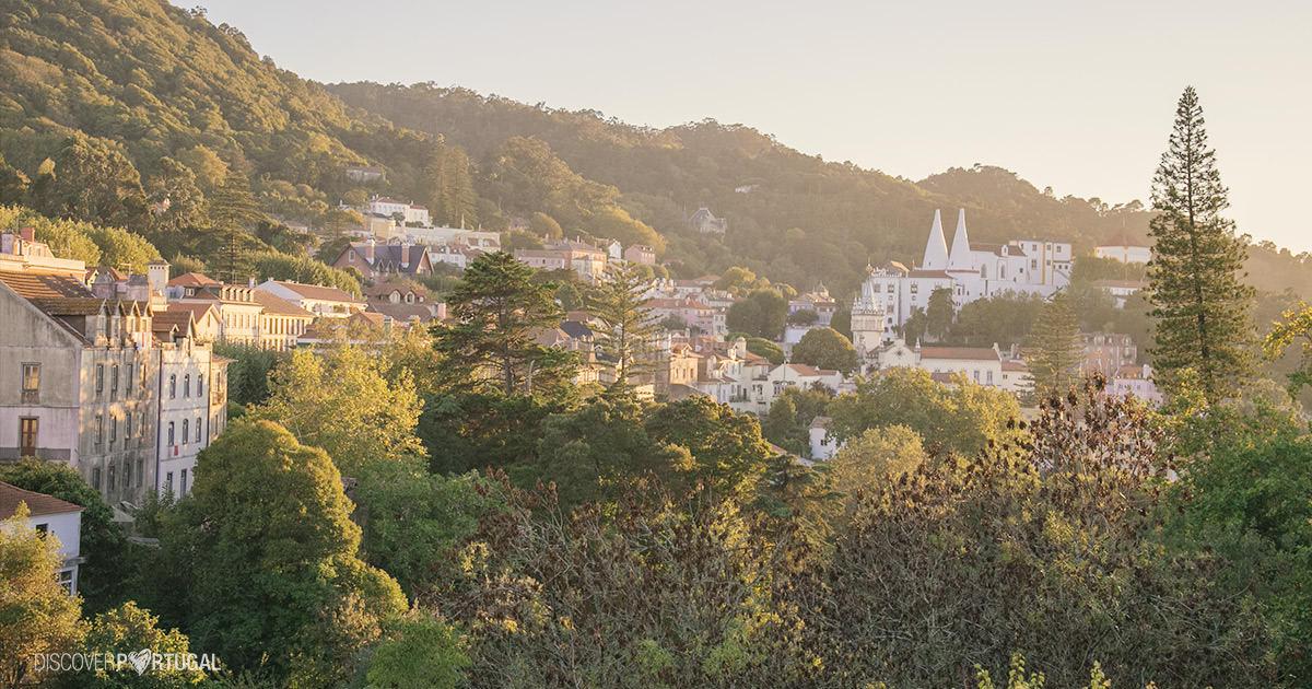 Синтра, Португалия — все о Синтре от DiscoverPortugal