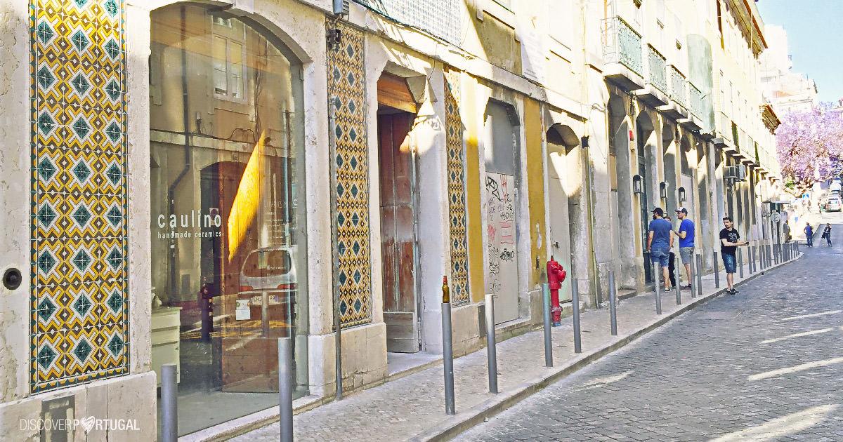 Магазин-ателье Caulino