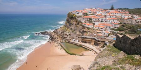 Пляж Азеняш ду Мар