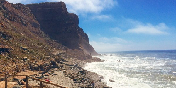 Пляж Ассента Сул (Южный)