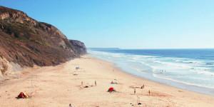 Пляж Вале Фигейраш