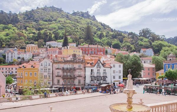 Экскурсия из Лиссабона в Синтру