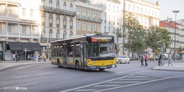 Автобусы и трамваи Лиссабона