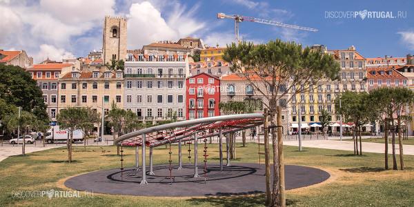 Детские площадки в Лиссабоне