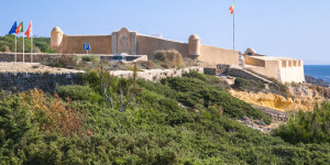 Форт Сан Жорж де Ойтавуш