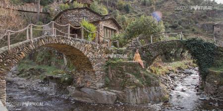 Деревня Фож де Эгуа