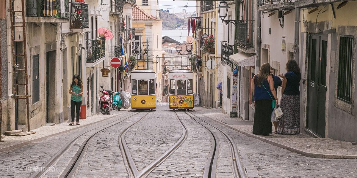 Фуникулеры Португалии