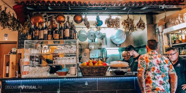 Ресторан Zé da Mouraria
