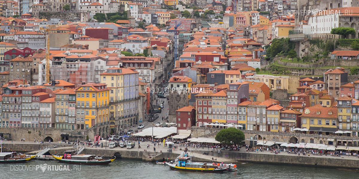 Достопримечательности Порту
