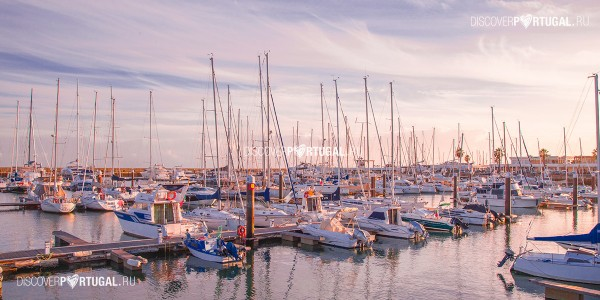 Яхтинг в Португалии