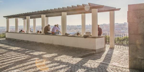 Смотровая площадка Монте Агуду