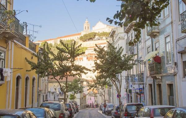 Ай Моурария – Колоритный Лиссабон
