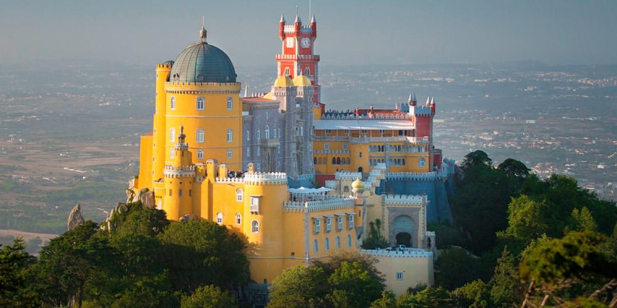 Дворцы Португалии