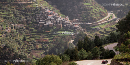 Деревня Пиодан