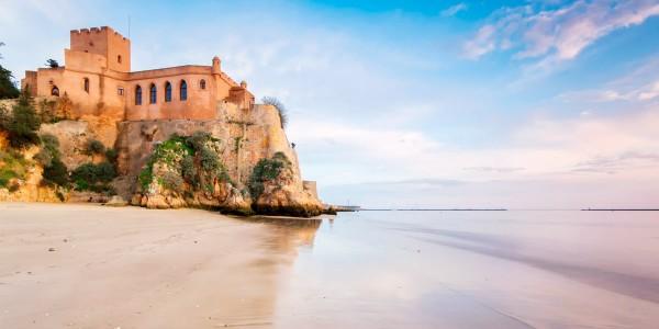 Пляж Ангриня
