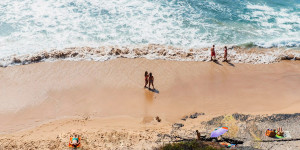 Пляж Карреажень
