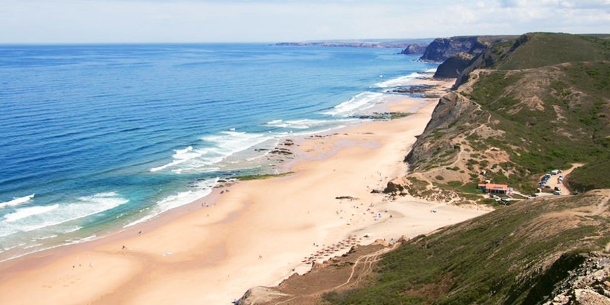 Пляж Кордоама