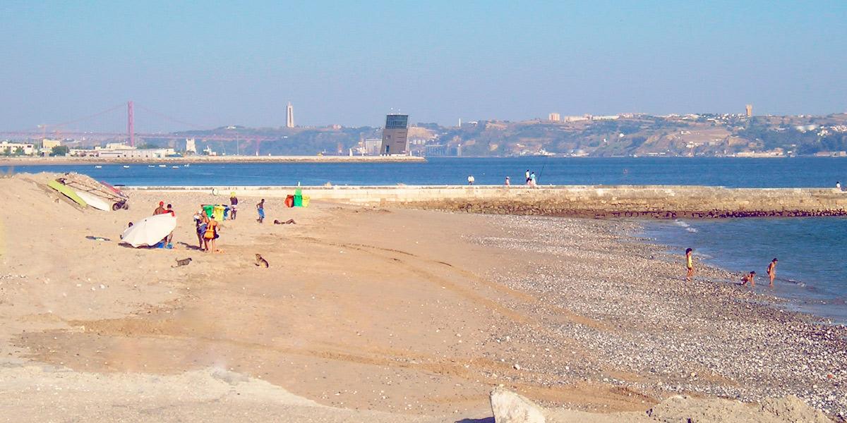 Пляж Круж Кебрада (Сломанного Креста)