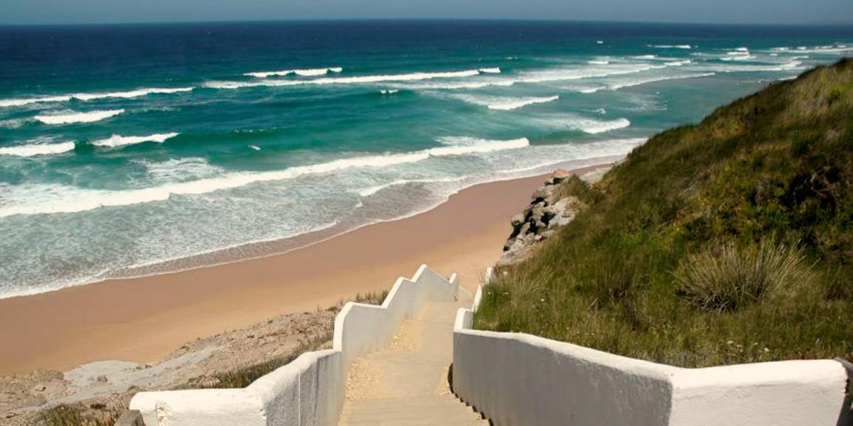 Пляж Мешилейра