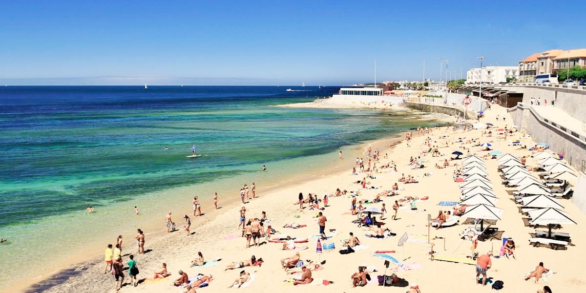 Пляж Пареде