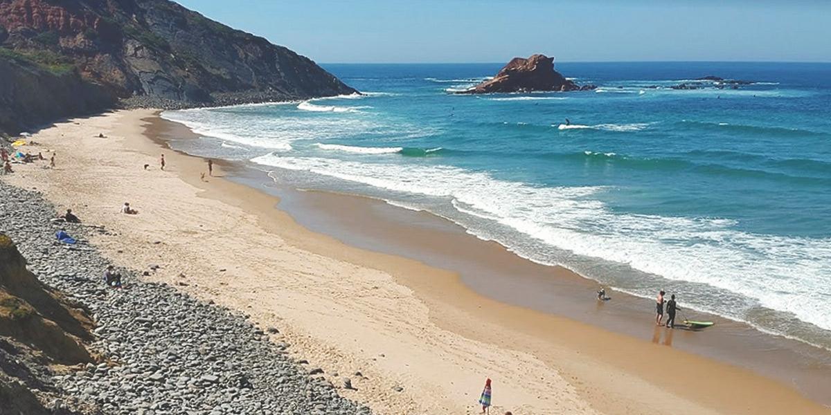 Пляж Понта Руйва