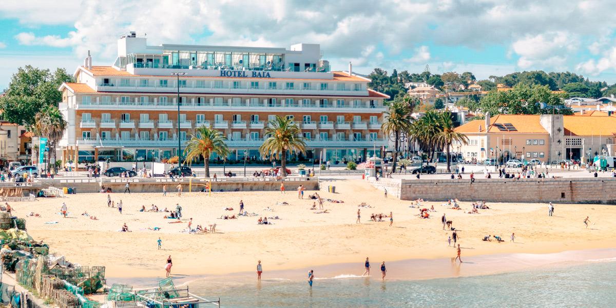 Пляж Кашкайша