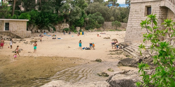 Пляж Санта Марта