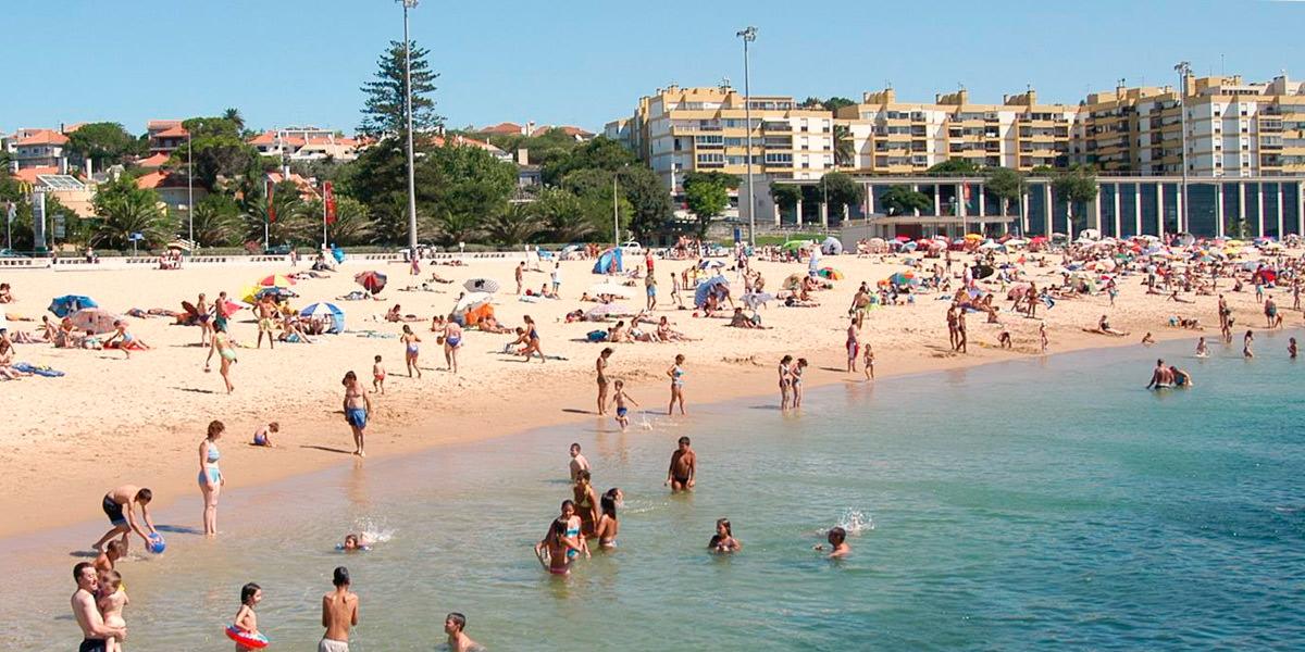Пляж Санту Амару де Оейраш