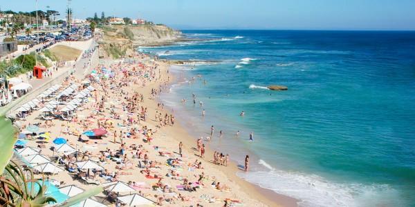 Пляж Сан Педру ду Ишторил