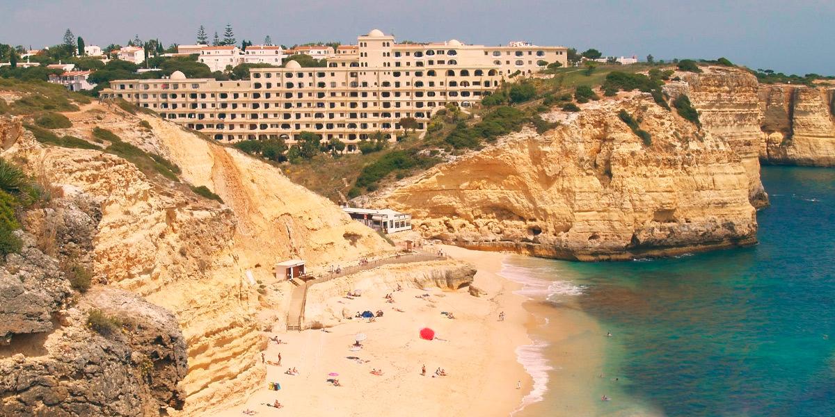 Пляж Вале Сентианеш