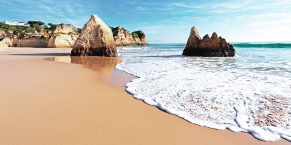 Пляж Алвора (восточный)