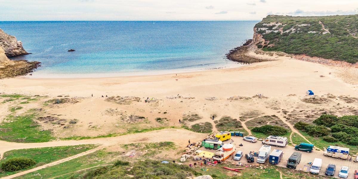 Пляж Барранку