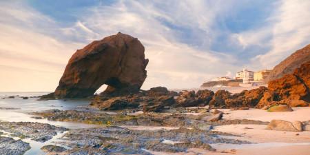 Пляж Гиншу