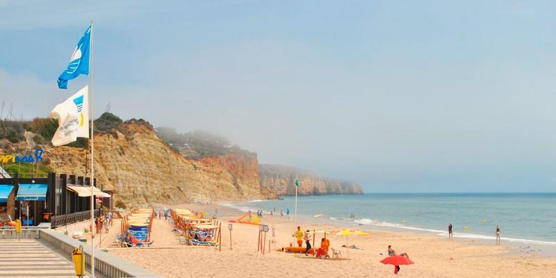 В Португалии прибавилось «золотых» пляжей