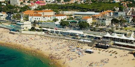 Пляж Тамариж