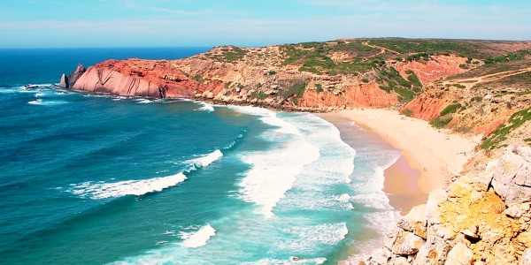 Пляж Телейру