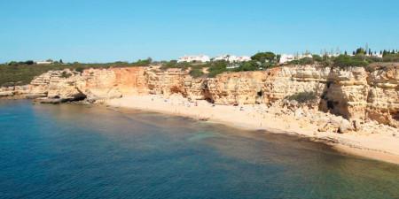 Пляж Нова