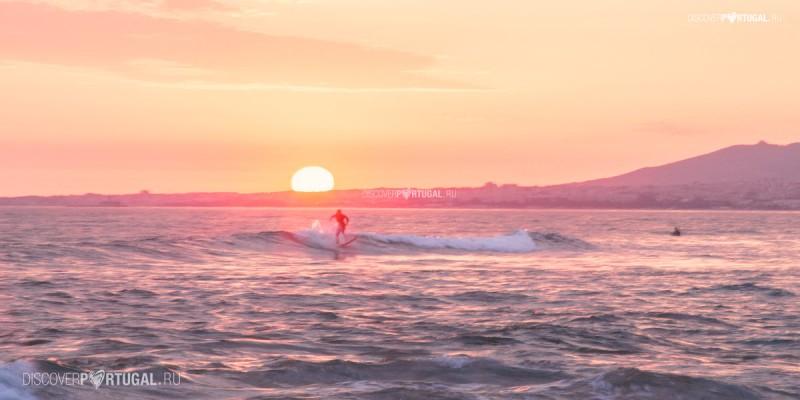 ТОП 10 мест для сёрфинга в Португалии