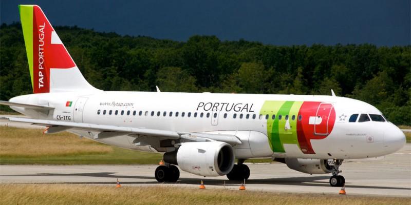 TAP: прямые авиарейсы СПб – Лиссабон в 2014