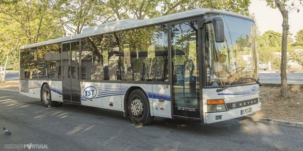 Автобусы из Лиссабона в Кошта да Капарика, Сетубал и Сезимбру
